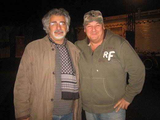 Alexandre Bouglione & Dan Peeters