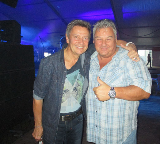 WILLY SOMMERS AVEC DAN PEETERS
