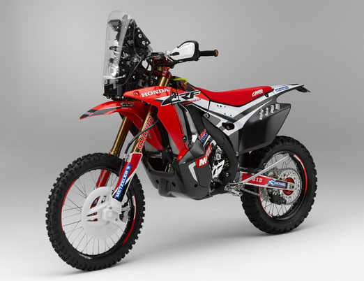 2014 Honda CRF450 Rally
