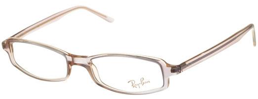 Occhiali da vista Ray-Ban uomo 0RX5025. Colore: 2066 rosa trasparente. Forma: rettangolare. Prezzo € 100,40. Spedizione gratis. Materiale: plastica.