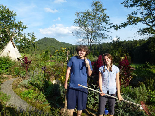 Nick und Marlena aus Maryland