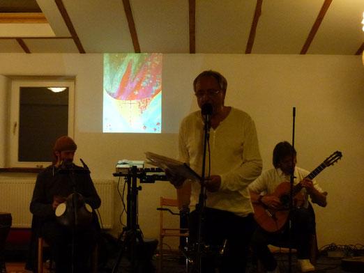 Sopa Infernale- Von Bach bis Flamenco, mit Lyrik vom Feinsten