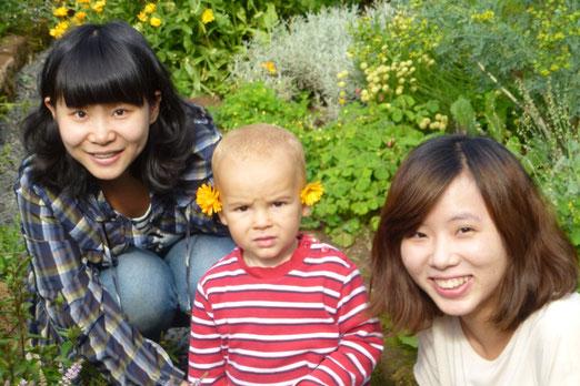 Chien Hen Jou, Lo Hut,Wew und Buddha aus Taiwan