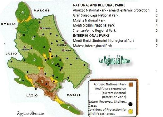 Region - Benvenuti su i segreti dell\'Abruzzo