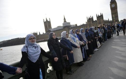 evento di incontri musulmani Londra datazione di un ragazzo con bagaglio emotivo