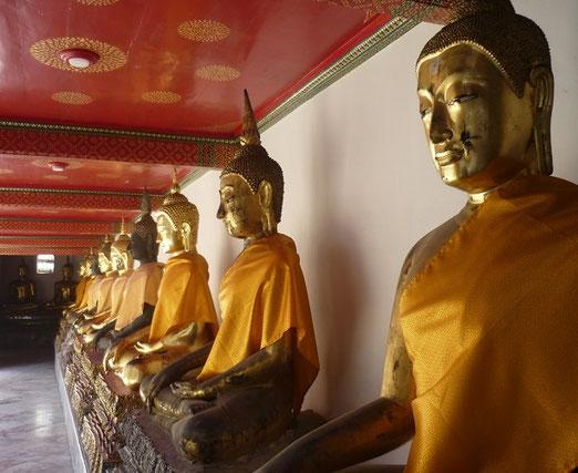 Eintrittspreise Sehenswürdigkeiten Thailand