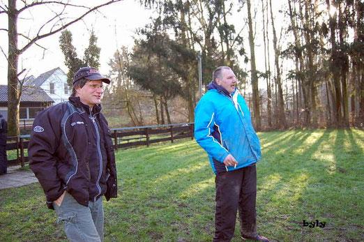 Jürgen und Peter