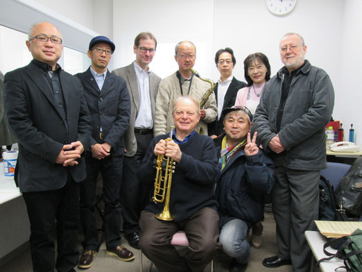 Mike Price,Peter Scott,Yuji Kawamura,Larry Richards…