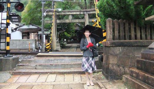 Takanoの憧れ!関の蝉丸神社