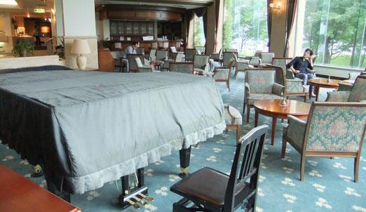 十和田湖レークビューホテル ロビー