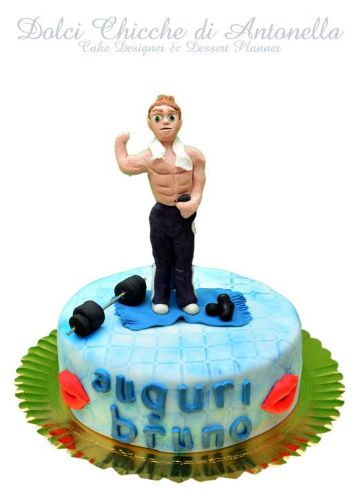body building-sport-gym-torte-dolci-liguria-la spezia