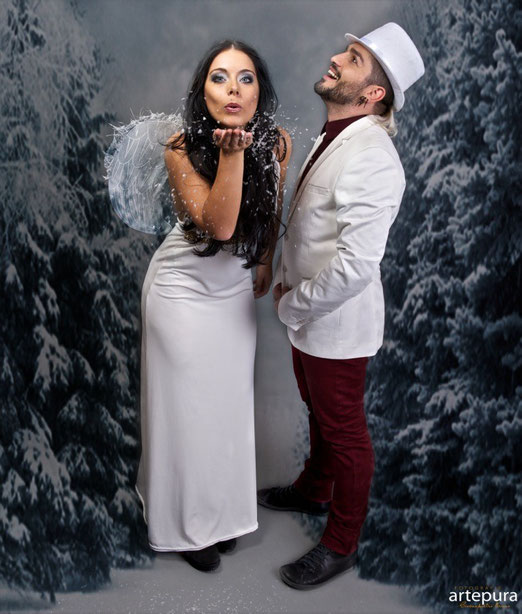 Weihnachten - die schönsten Lieder live von Sängerin Helen für Ihre Weihnachtsfeier