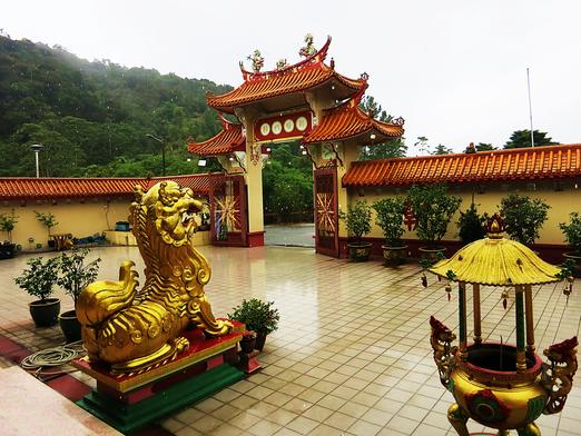 Sam Poh Tempel in Brinchang