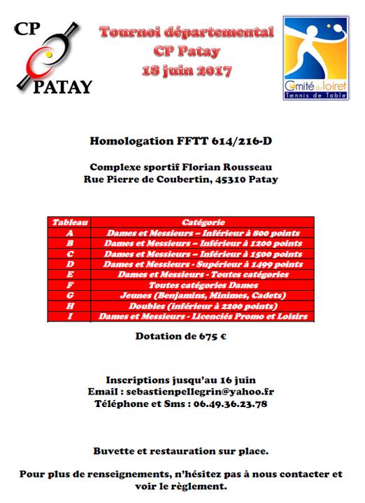Le Ping Pong C Est Au Cp Patay Site De Cp Patay