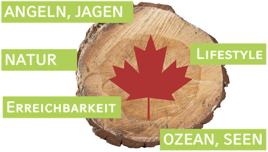Wald in Kanada, emotionale Faktoren