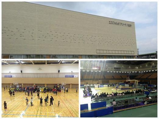 2014年10月1日 オープンの新市民体育館!