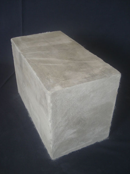 Блок пескобетонный фундаментный 400х200х200 мм