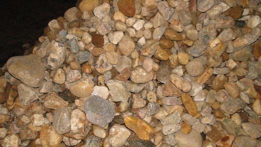 бутовый камень гравийный 70-250 мм с доставкой