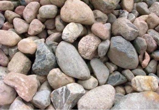 бутовый камень гравийный 100-300 мм с доставкой