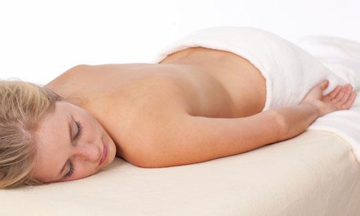 Rückenentspannung Wellness Entspannung