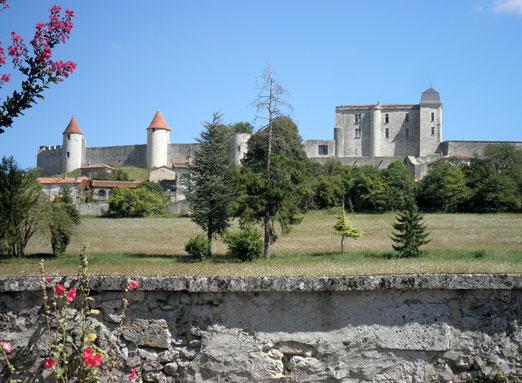 Château ce Villebois Lavalette