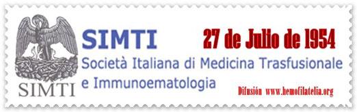 Sociedad Italiana de Medicina Transfusional e Inmunohematología, SIMTI