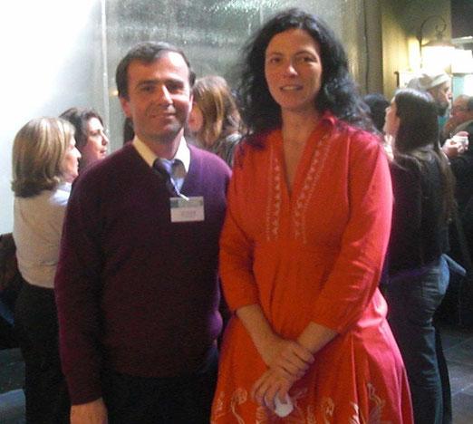 Lic. Verónica ODRIOZOLA, Coordinadora Regional para América Latina de Salud sin Daño.