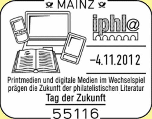 """El """"Souvenir"""" Programa de 2012 IPHLA Mainz"""