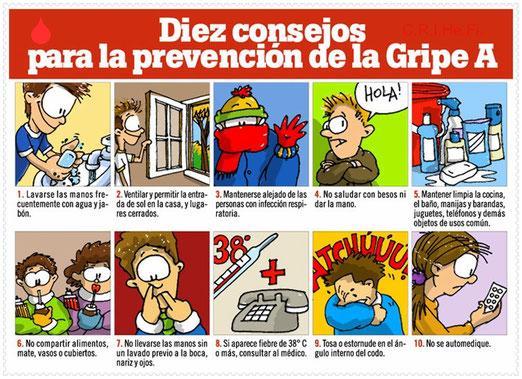 Educación y Prevención para la SALUD, cuidémonos...