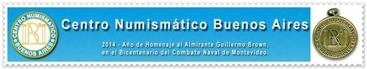 Se agradece al Centro Numismático de Buenos Aires (CNBA) por sus consejos y en especial a su Presidente el Sr. Andrés D´Annunzio, al Lic Miguel Morucci, Ing. Fernando Iuliano, a su Secretaria y al Bibliotecario.