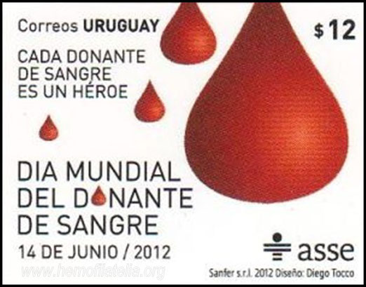 Every blood donor is a hero = Todos los donantes de sangre son héroes.