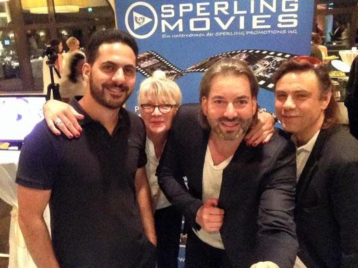 Das Team Sperling Movies macht Hochzeitsfilme mit Liebe zu fairen Preisen