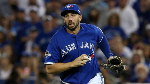 Chris Colabello , (Vaughn Ridley/Getty Images)