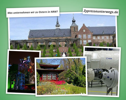 Was unternehmen wir zu Ostern in Nordrhein-Westfalen?