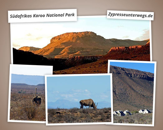 Südafrikas Karoo National Park