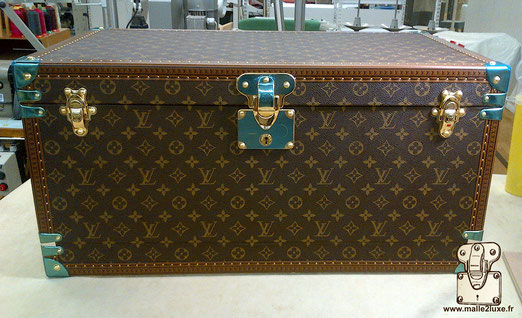 Malle aventurier 2.0 Louis Vuitton trunk