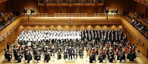 東京オペラシティ・コンサートホール