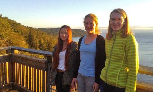 Anna, Maris und Anne sind derzeit in Vadstena.