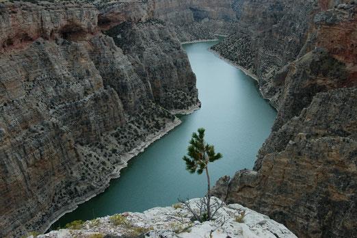Bighorn Canyon, mountains