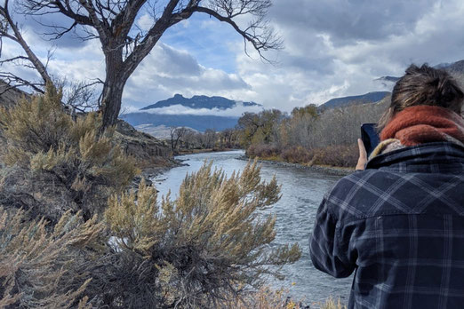 How to find your balance in Corona times, Wyoming wilderness, hideouts