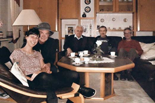 Familie, Fernbeziehung, Familientreffen