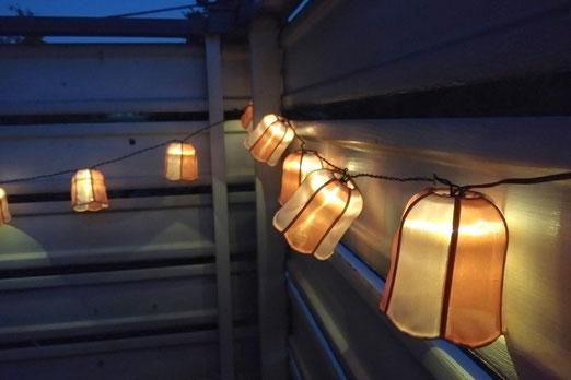 Balkon bei Nacht, Philisophie, Paulo Coelho