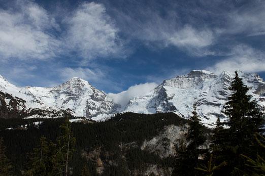 Jungfraujoch, Schweiz, Reise Schweiz mit dem Auto, Roadtrip