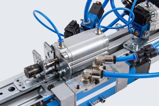 Hydraulikzylinder, Plan