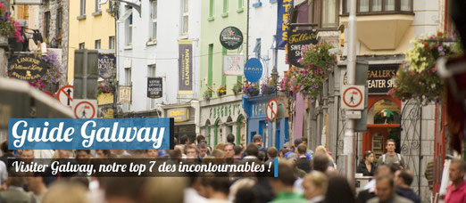 Visiter Galway - Crédit Photo : Tourism Ireland