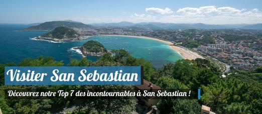 Visiter San Sebastian - Les 7 incontournables !