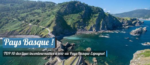 TOP 10 des lieux incontournables à avoir au Pays Basque Espagnol - Crédit Photo : Trip85.com