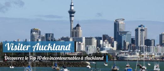 Visiter Auckland, notre Top 10 des incontournables