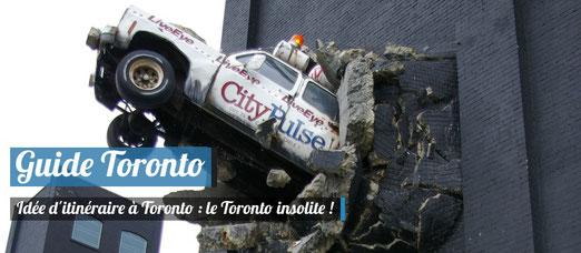 Visite insolite de Toronto !