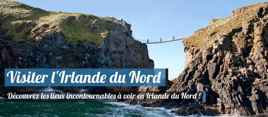 Visiter les lieux incontournables de l'Irlande du Nord - Crédit Photo : Tourism Ireland